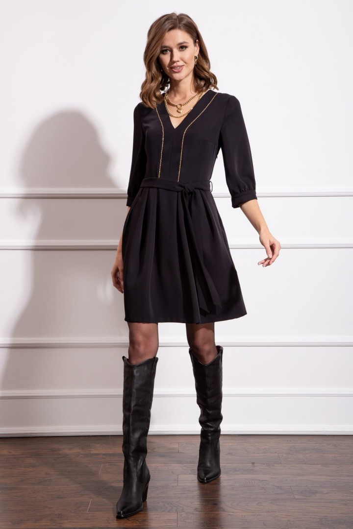 Платье Nova Line 50162 черный