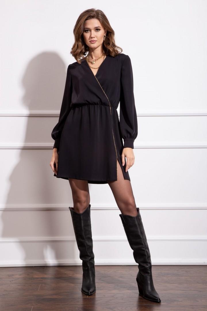 Платье Nova Line 50163 черный