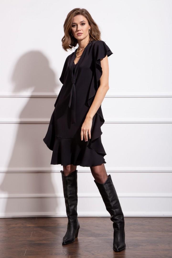 Платье Nova Line 50165 черный