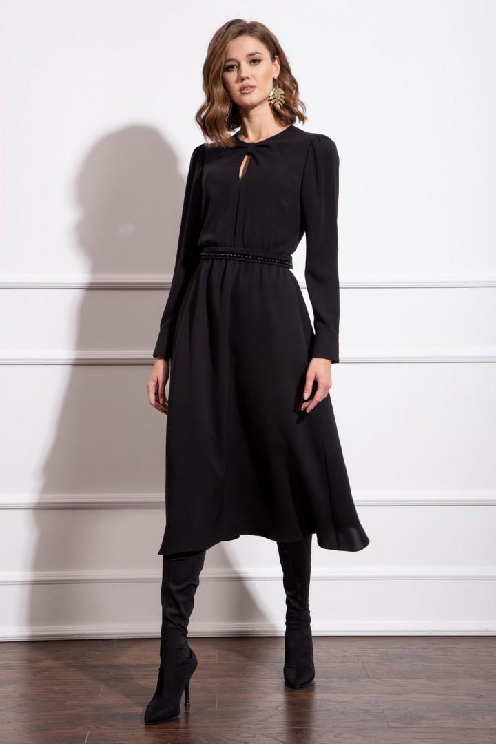 Платье Nova Line 50170 черный