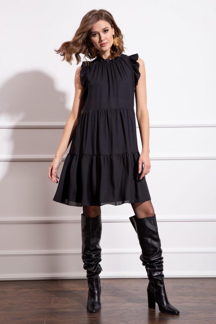 Платье Nova Line 50173 черный
