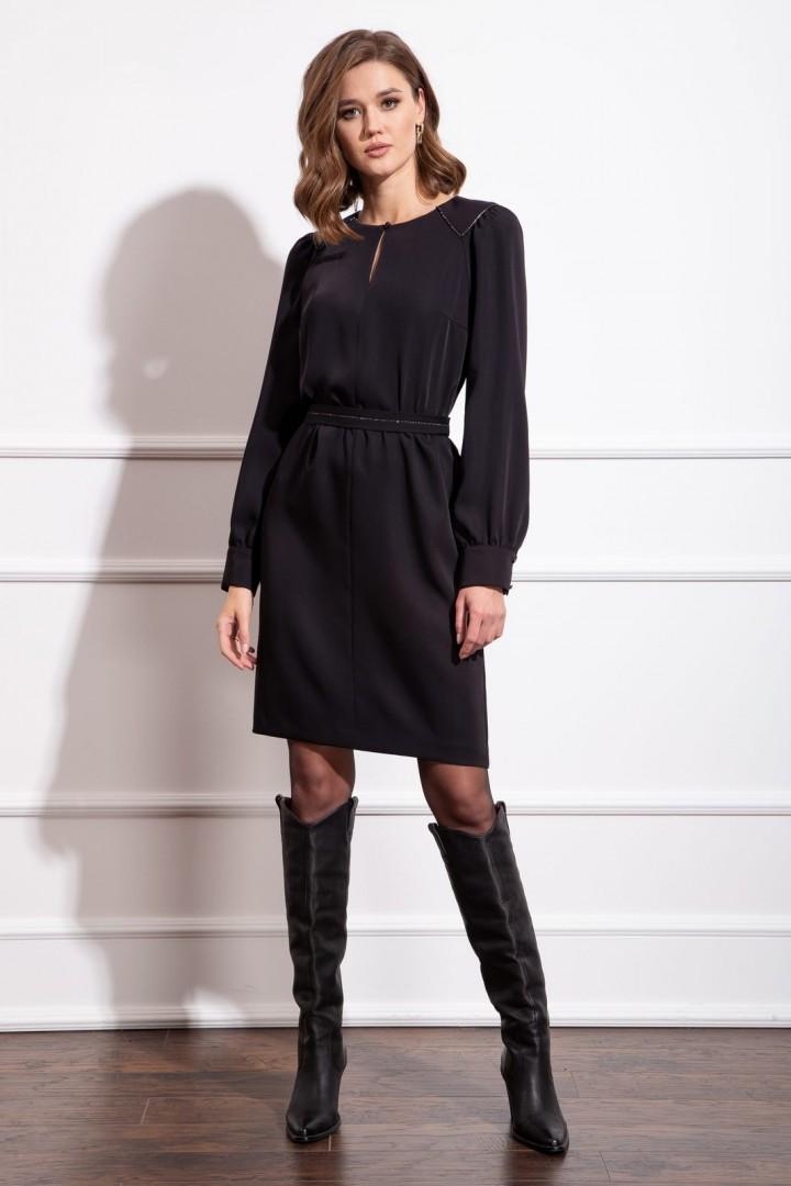 Платье Nova Line 50174 черный