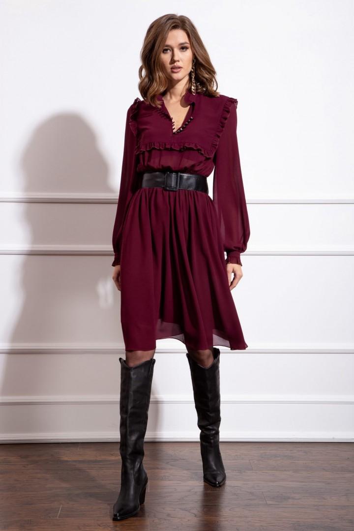 Платье Nova Line 50180 марсала
