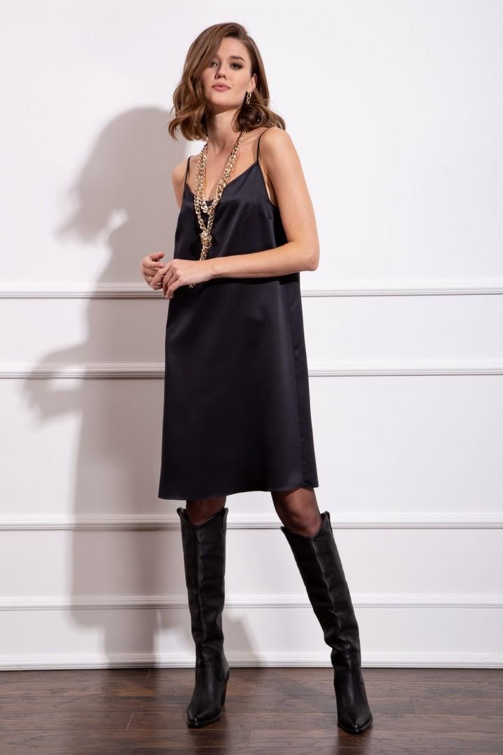 Платье Nova Line 50181 черный