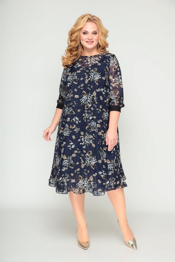 Платье Новелла Шарм 3814-с
