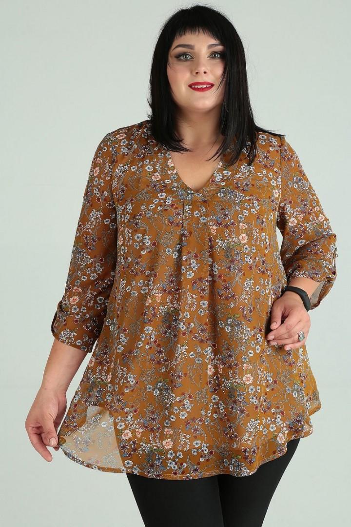 Блуза Новелла Шарм 3609
