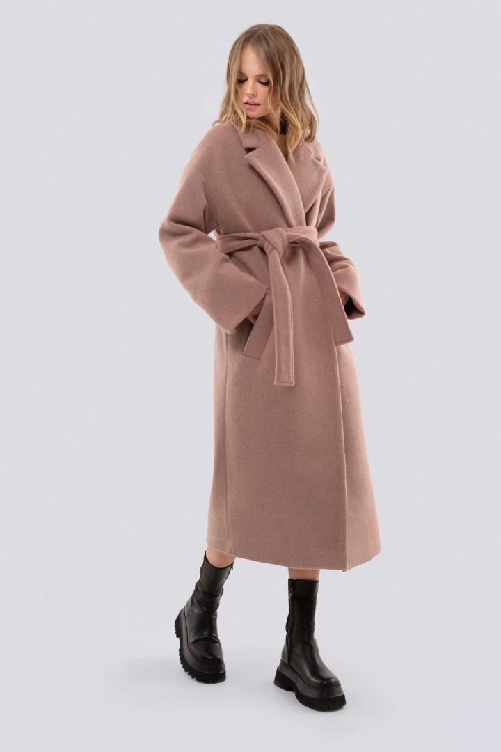 Пальто Pirs 1411 розовый