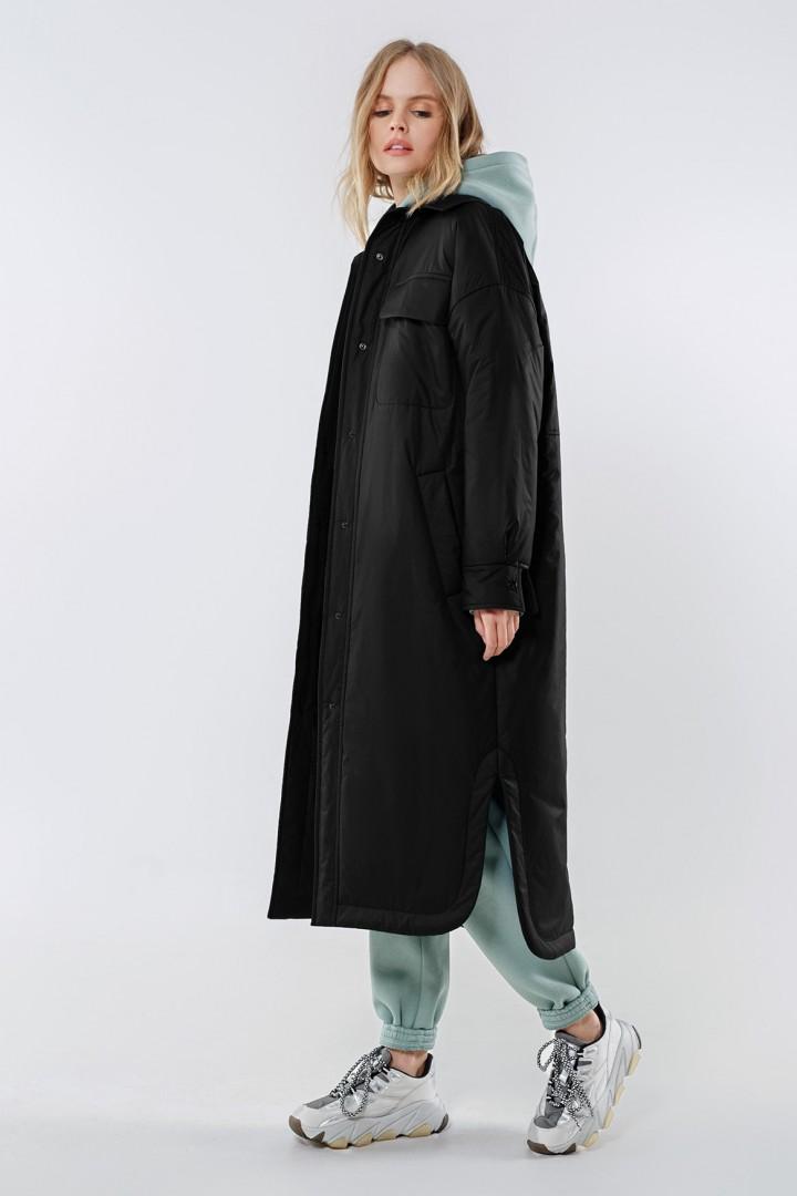 Пальто Pirs 1678 черный