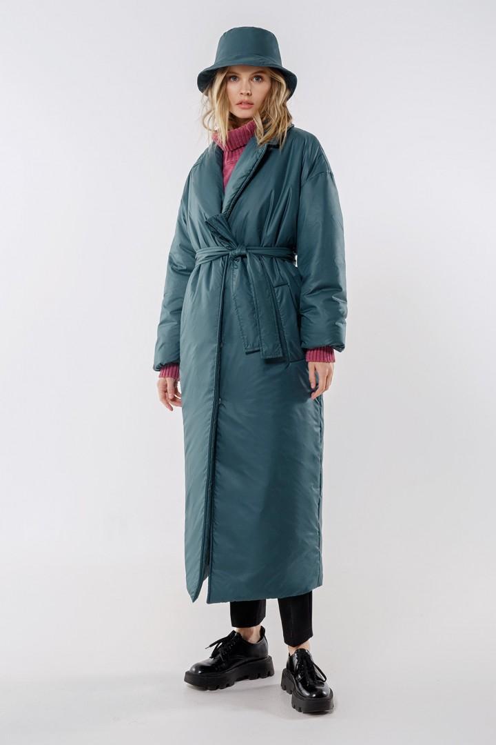 Пальто Pirs 1994 изумрудный