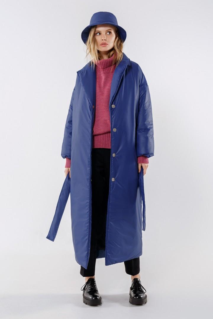 Пальто Pirs 1994 синий