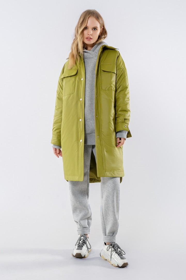 Куртка Pirs 2016 лаймовый