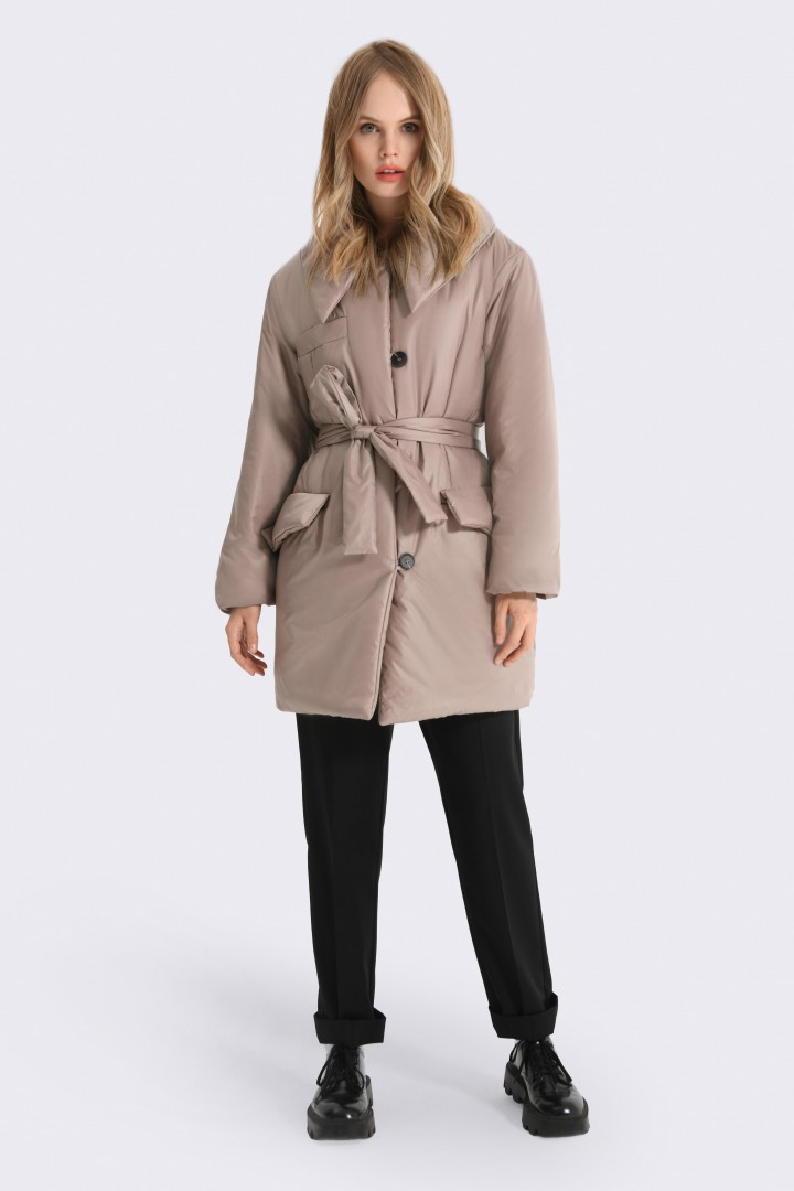 Куртка Pirs 2501 бежевый
