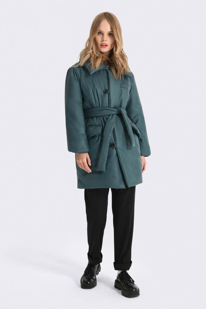 Куртка Pirs 2501 изумрудный
