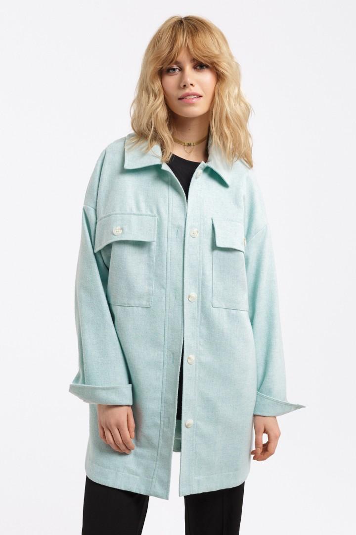 Куртка Pirs 2826 мятный