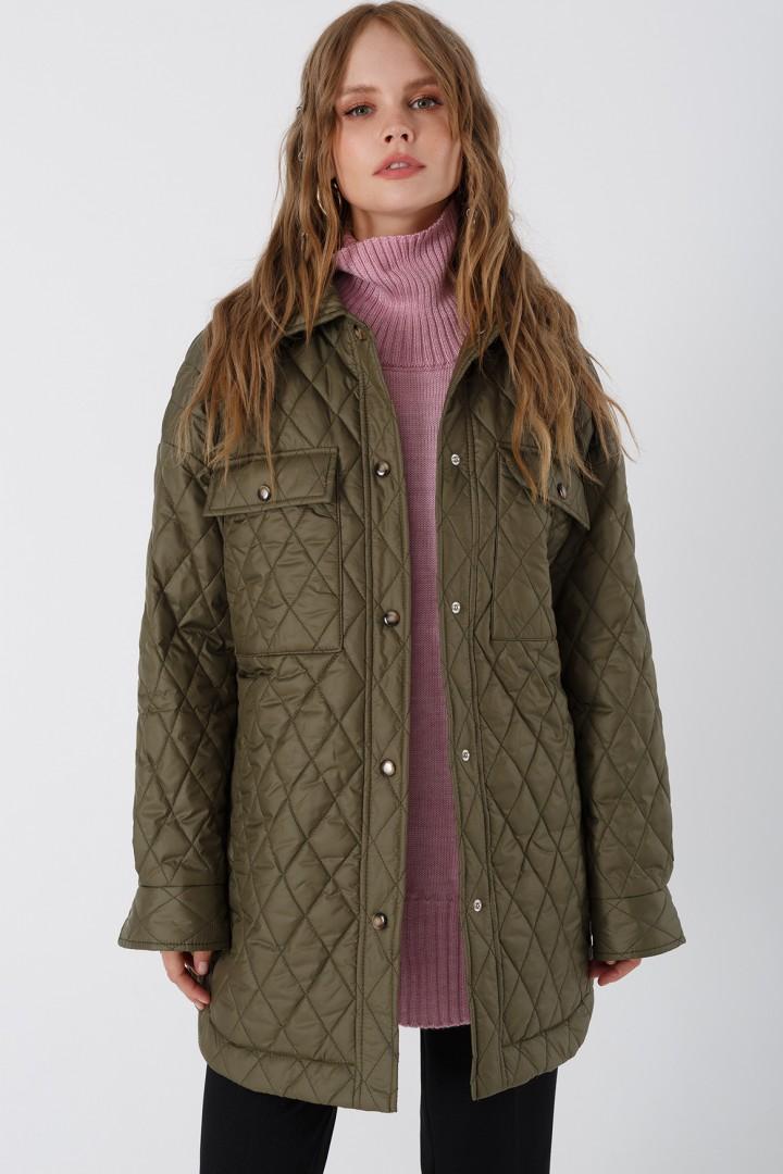 Куртка Pirs 3376 хаки