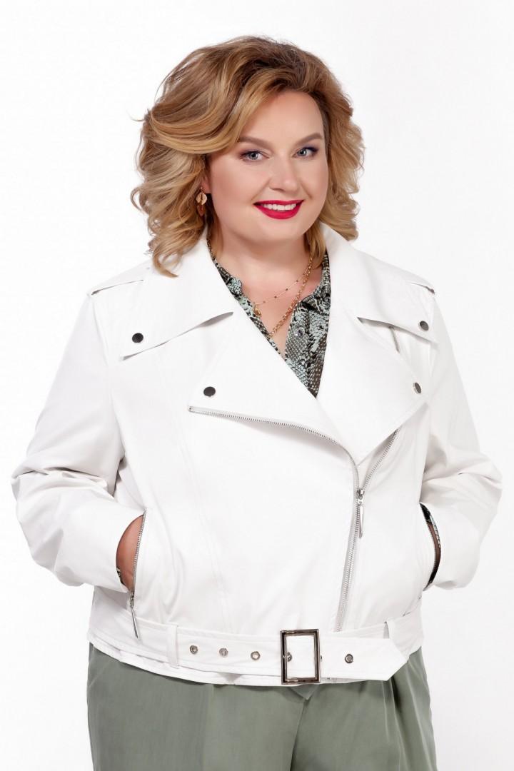 Куртка Pretty 1210 молочный