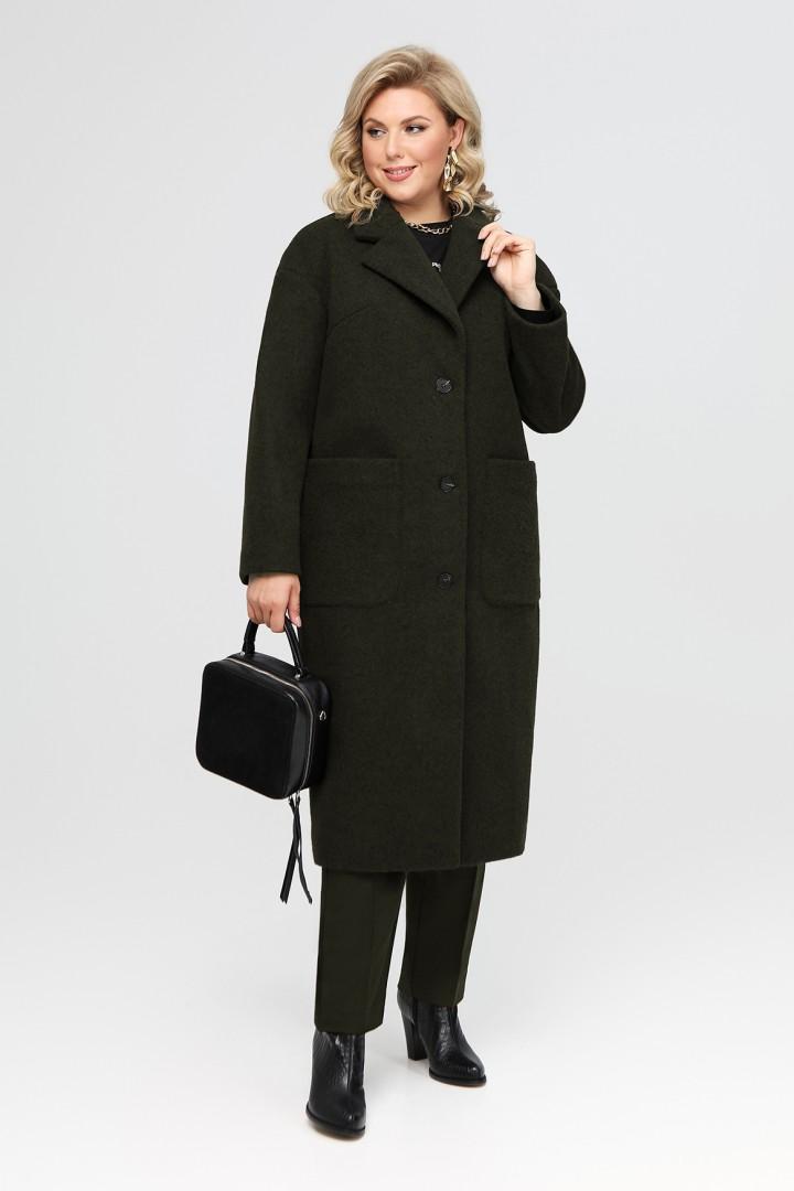 Пальто Pretty 1932 хаки
