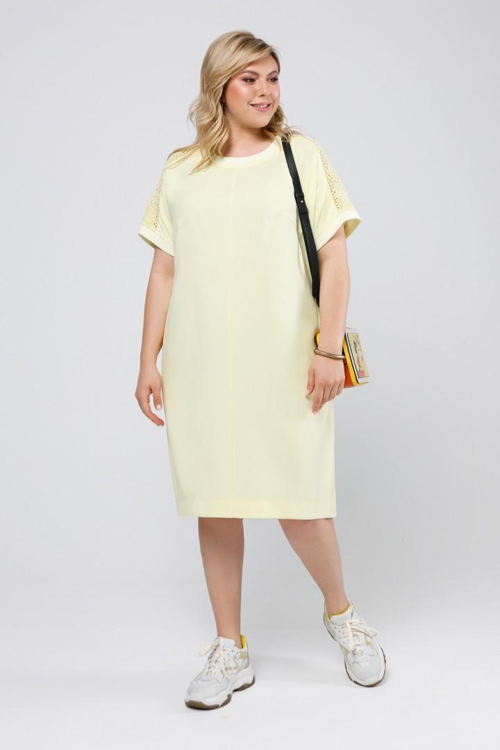 Платье Pretty 2009 желтый