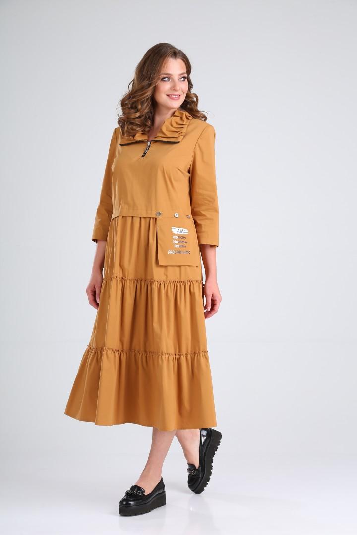 Платье RISHELIE 829 беж