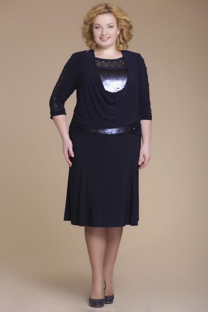 Платье Romanovich Style 1-2230 синий