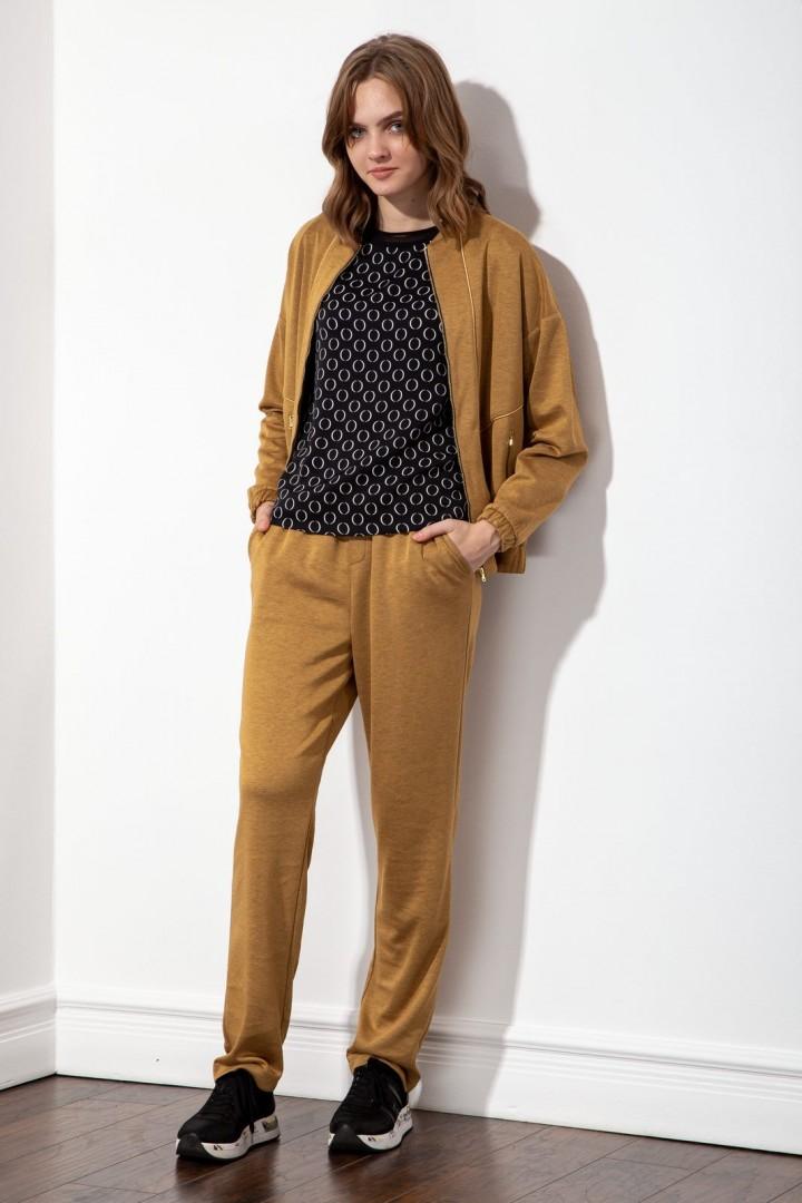 Куртка S_ette S1020 золотистый
