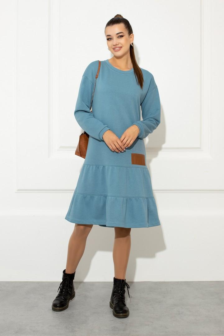 Платье Samnari Т-140 сапфир