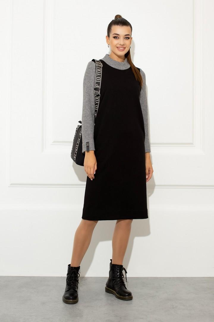 Платье Samnari Т-148 черный