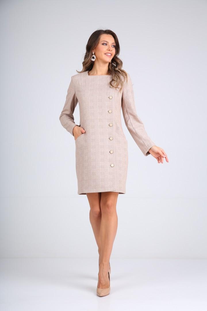 Платье SandyNa 130102 без пояса