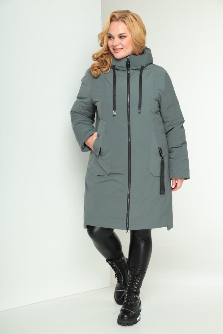 Куртка Shetti 2022 хаки