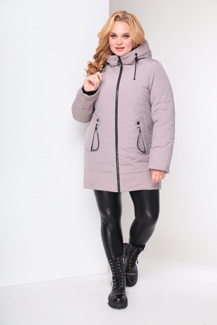 Куртка Shetti 2023 пудра