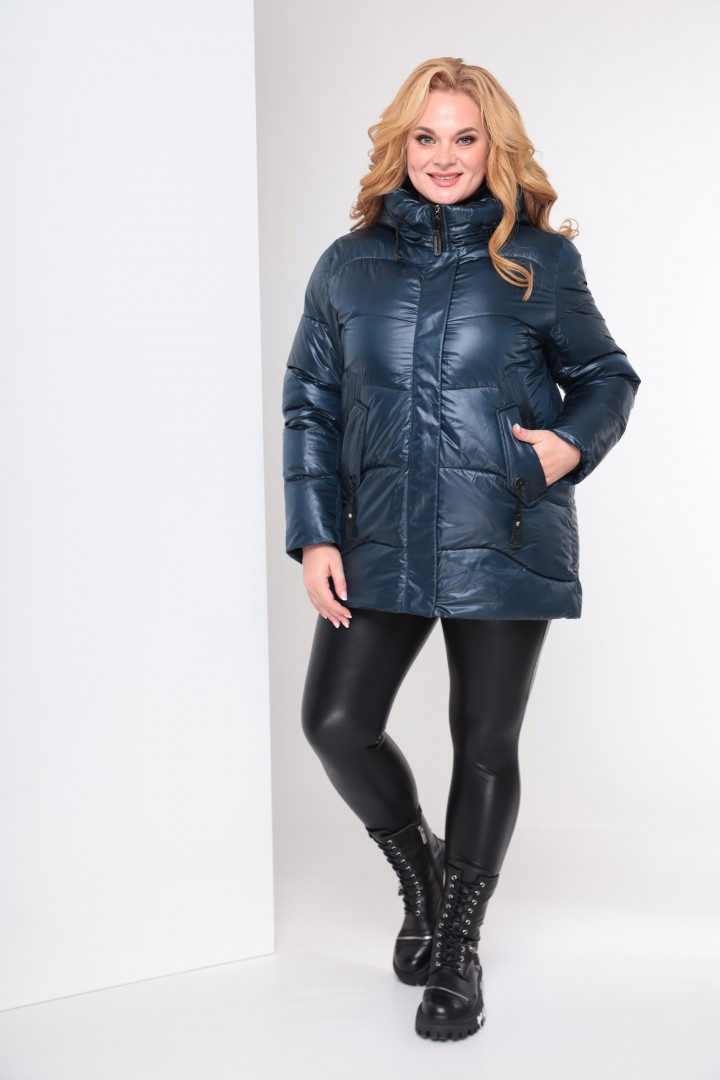 Куртка Shetti 2026 морская волна