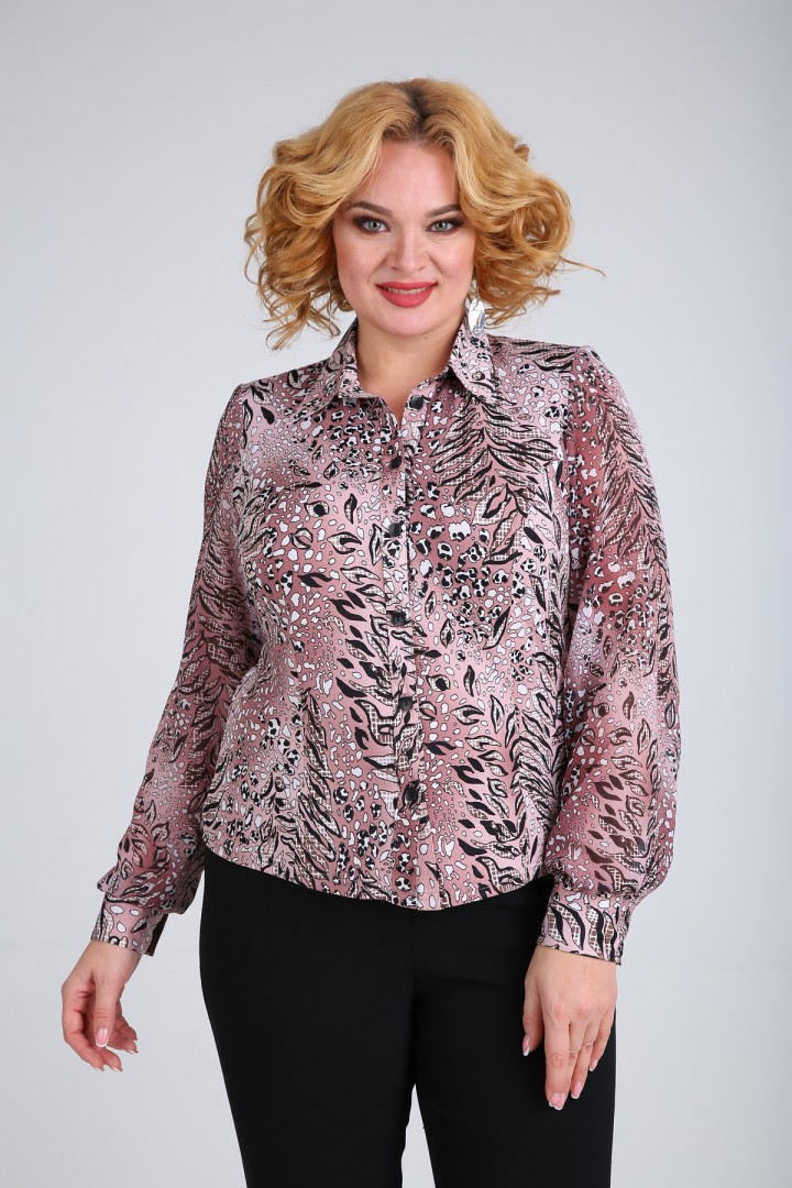 Блузка SOVITA 105 розовый