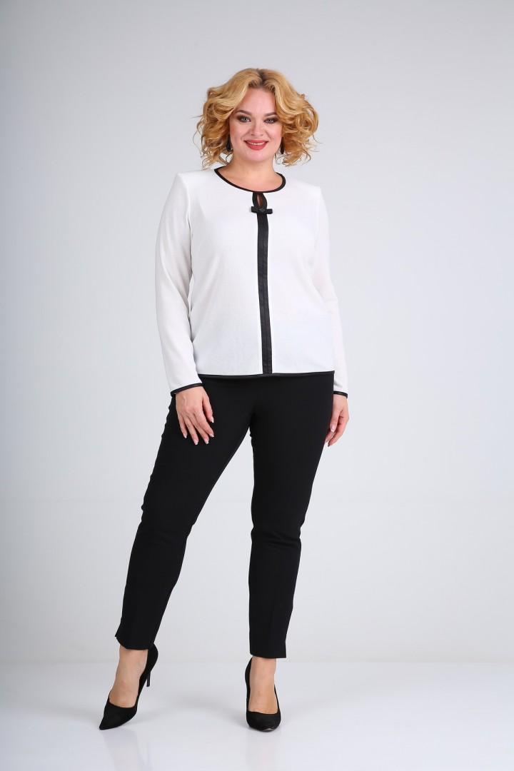 Блузка SOVITA 108 белый