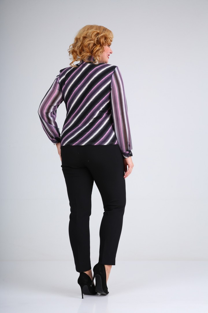 Блузка SOVITA 110 полоска