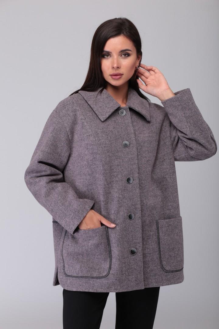 Пальто  ТАиЕР 881 лавандовый