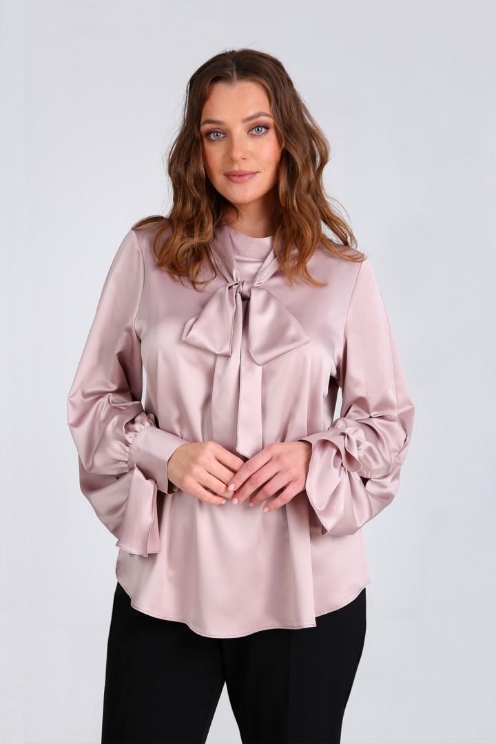 Блуза Таир-Гранд 62392 пудра