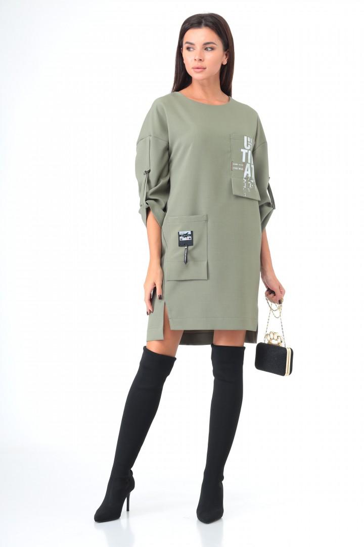 Платье TAITA PLUS 2133