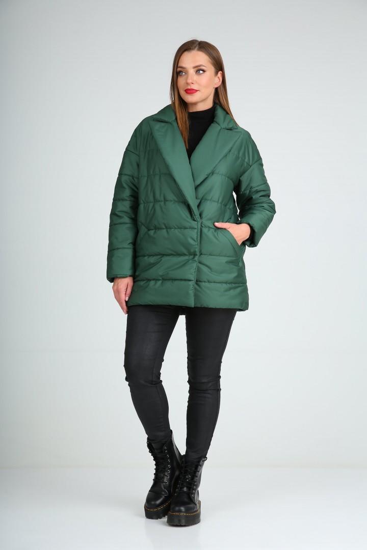Куртка ТАККА Плюс 20-090/1 зеленый