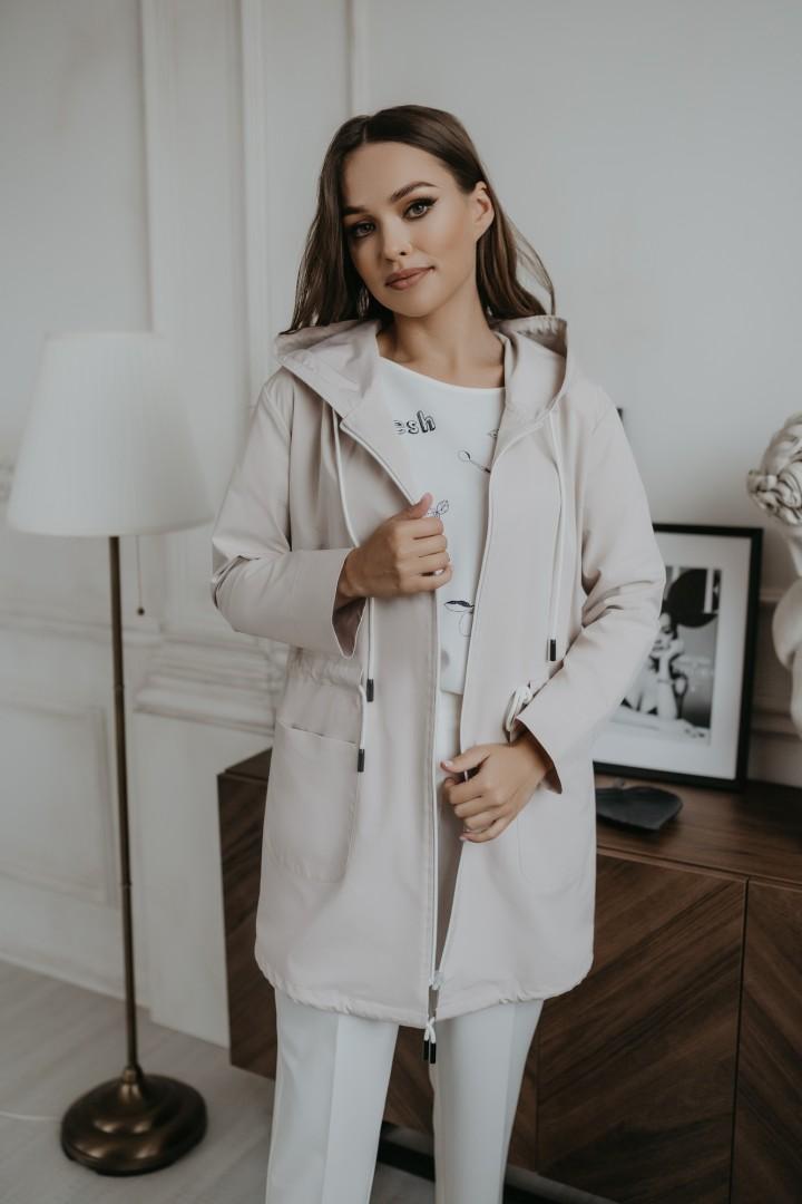 Куртка Temper 331 серый