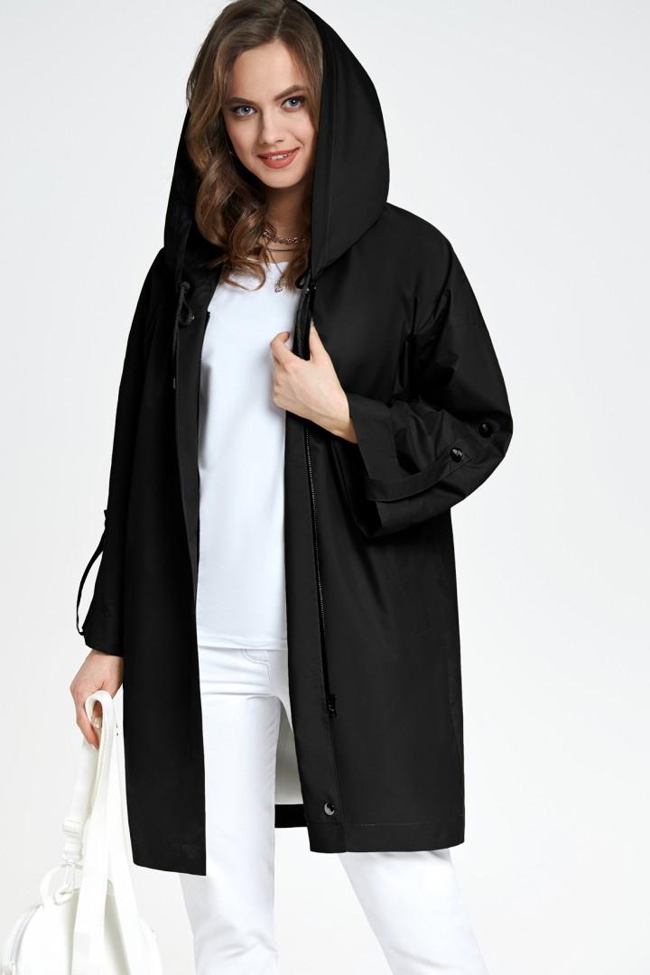 Куртка TEZA 1547 черный