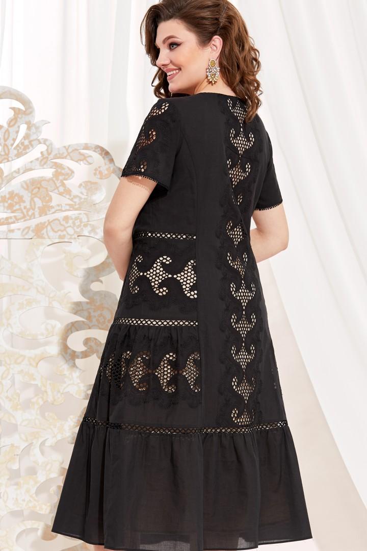 Платье Vittoria Queen 13983/1 черный