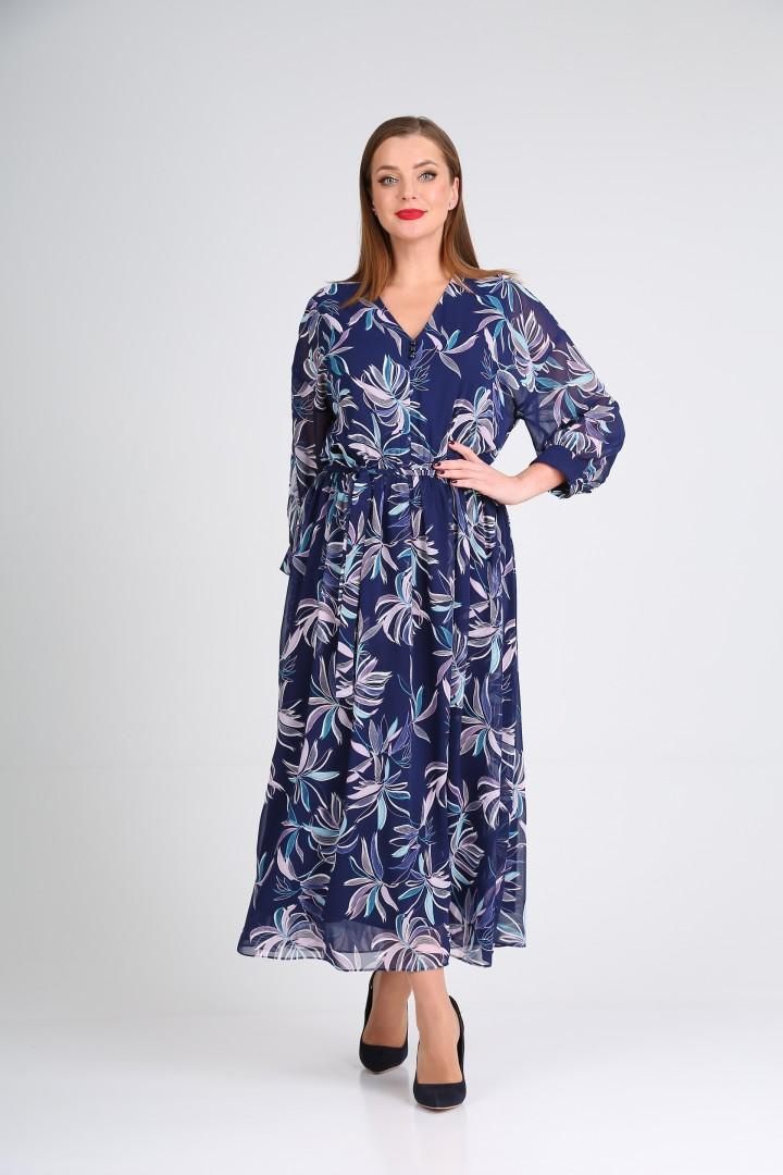 Платье YOUR SIZE 2121
