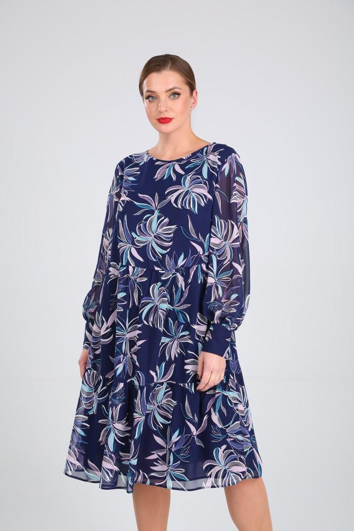 Платье YOUR SIZE 2123